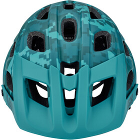 IXS Trail RS Evo Camo Ltd. Edition Casco, lagoon camo
